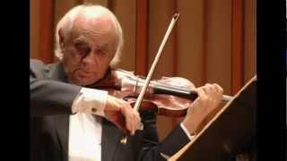 C. de Beriot, scene the Ballet, Daniel Shindarov, violin, Sergey Silvanskiy, piano