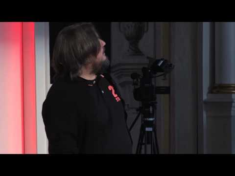 The bot swarm -- how robots and societies merge to form a whole   Thomas Schmickl   TEDxGraz