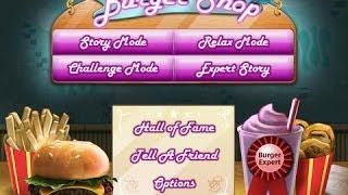 Burger Shop HD - iPhone / iPad GamePlay
