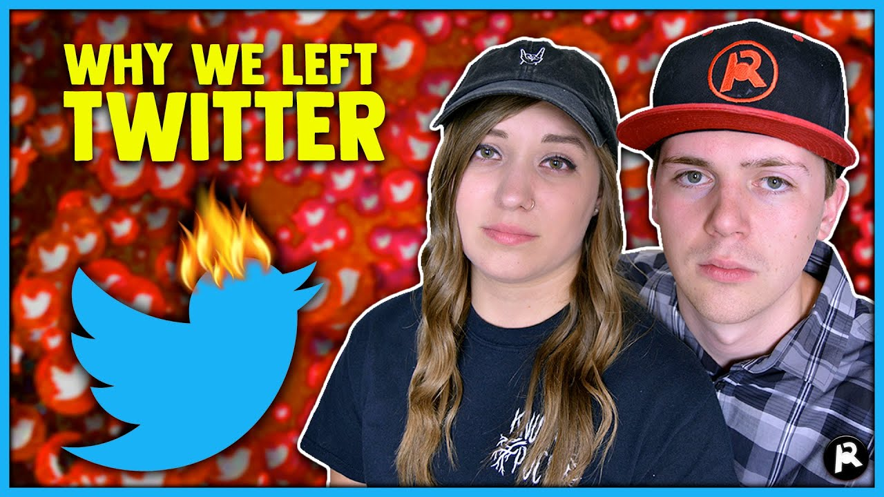 Why We Left Twitter... (One Year Later)