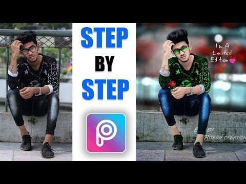New CB Editing Tricks Step By Step    Picsart CB Editing In Hindi    Face Smooth    CB oil Paint