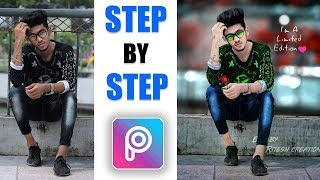 New CB Editing Tricks Step By Step || Picsart CB Editing In Hindi || Face Smooth || CB oil Paint