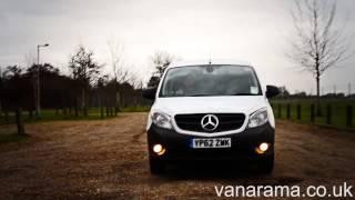 Mercedes Citan Van Review (All New Mercedes Citan)(, 2013-05-01T16:13:29.000Z)