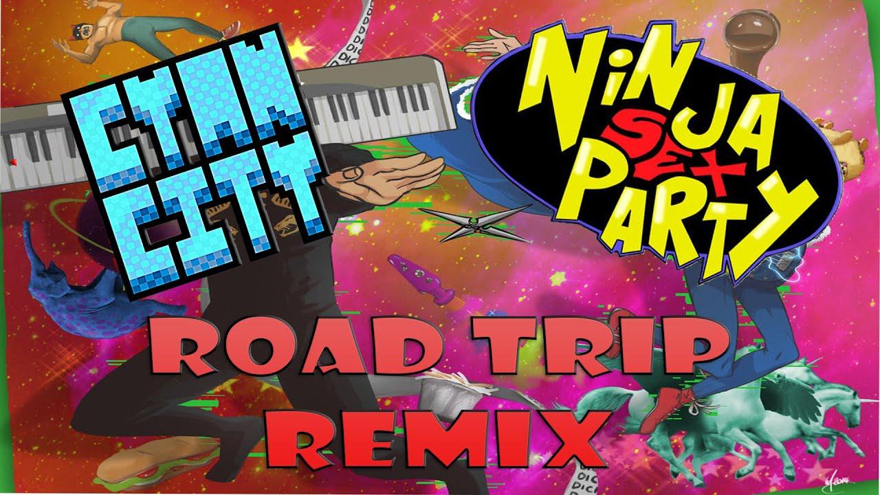 Ninja sex party road trip pics 33