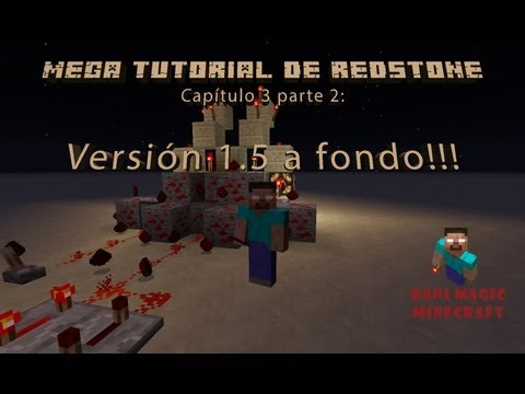 Mega tutorial de redstone cap tulo 2 el comparador a for Puerta xor minecraft