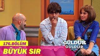 Güldür Güldür Show 176. Bölüm | Büyük Sır