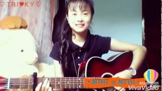 Tri kỷ - Guitar cover - Thư Zick
