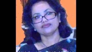 Rabindra Sangeet / Tagore Song - Chander Hasir Bandh Bhengeche -Nipa Roy