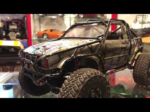 Mikes RC World Scale News Update: Axial fest, Exo OTA, Atomic toy and more
