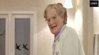 Mrs. Doubtfire (1993) - You Don't Really Like Wearing That Stuff, Do You Dad?