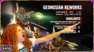Geonosian REWORK IS INSANE!! Full Breakdown!