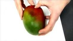 Kuinka leikkaan mangon oikein? Katso videosta hyvä vinkki!