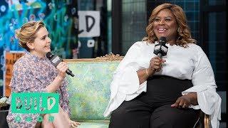 "Retta & Mae Whitman Swing By To Talk About NBC's ""Good Girls"""