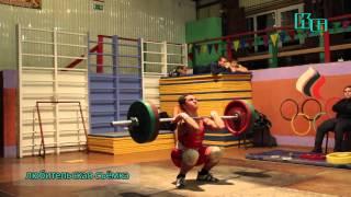 Турнир по тяжелой атлетике