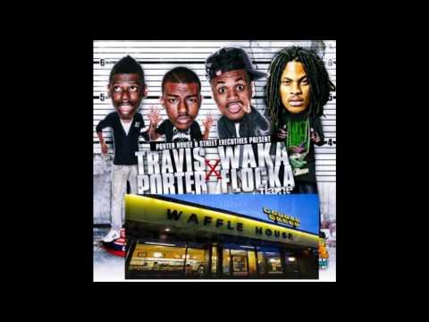 Travis Porter ft Waka Flocka - Waffle House lyrics