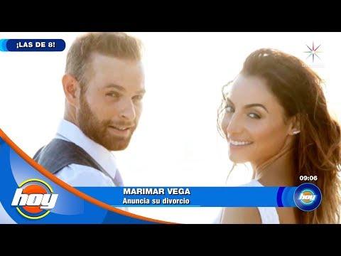 ¡Marimar Vega y Luis Ernesto Franco se divorcian! | Hoy