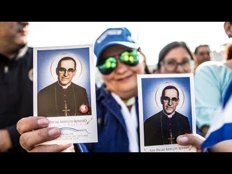 Oscar Romero, Martyr for Salvadoran Revolution, Canonized by Pope Francis