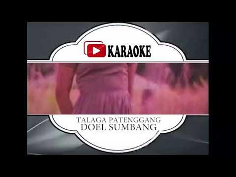 Lagu Karaoke DOEL SUMBANG - TALAGA PATENGGANG (POP SUNDA)   Official Karaoke Musik Video
