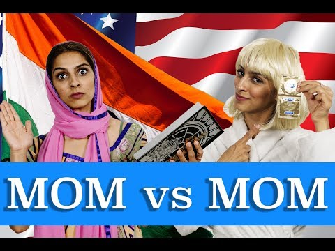 BROWN MOMS vs. WHITE MOMS l Simmi Singh