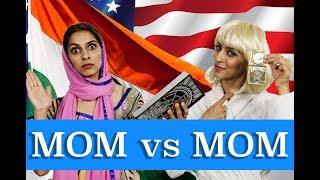 BROWN MOMS vs WHITE MOMS l Simmi Singh