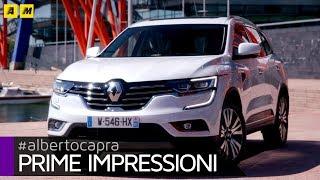 Nuova Renault Koleos 2017, il SUV alla francese oltre Kadjar | Prime impressioni