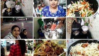 అందుకే ఛాన్స్ తీసుకోను....../tasty chicken noodles/max shopping/Indianmom busy lifestyle