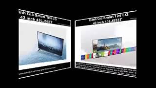 Smart Tivi LG 43 inch 43LJ553T có tốt không ?