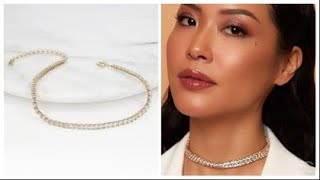 UNBOXING ADRIENNE BAILON JEWELRY FIRST IMPRESSION