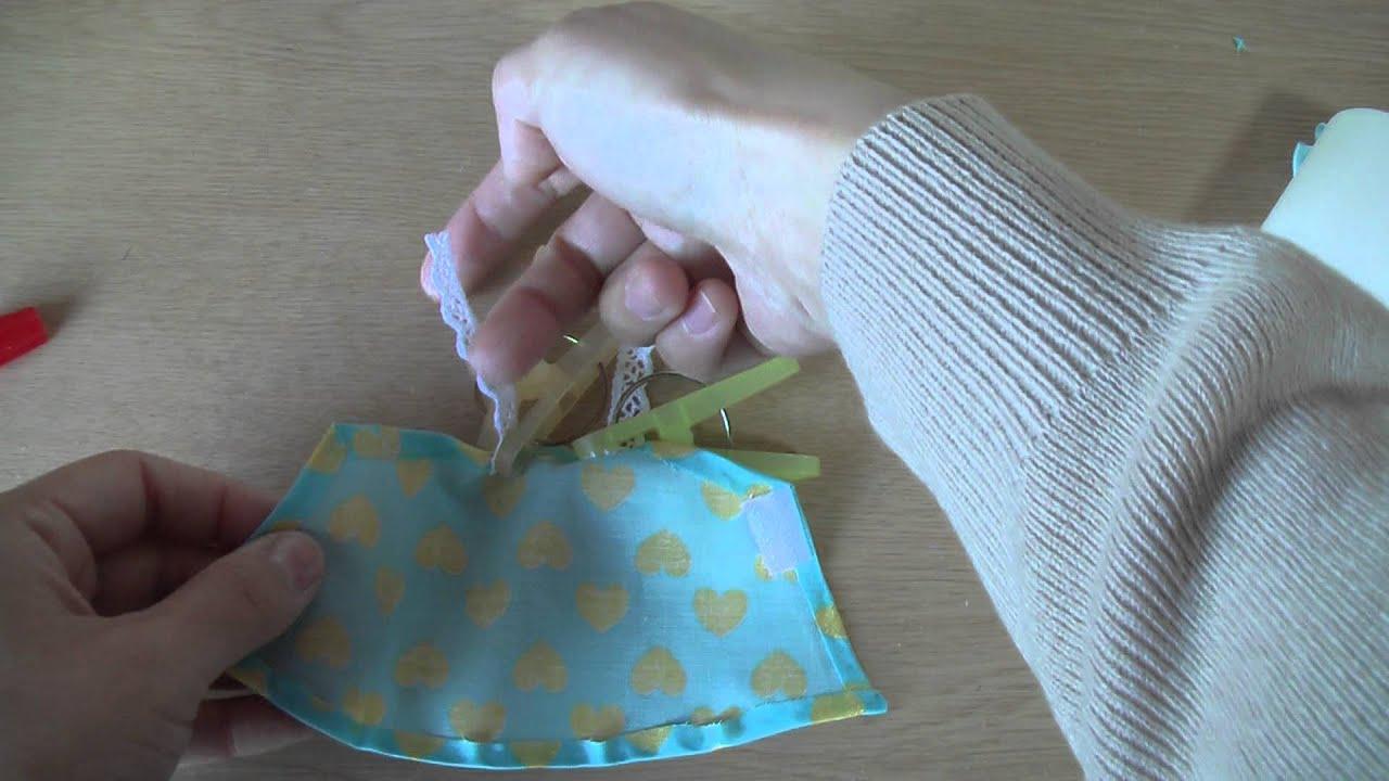 服 手縫い 簡単 ぬいぐるみ