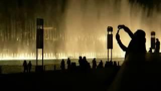 Dubai fountains Show / Шоу фонтанов в Дубае