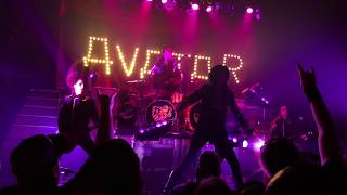 Avatar - Glory To Our King & Legend Of The King Live@ Gramercy 1-11-18