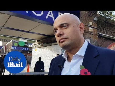 Home Secretary Sajid Javid launches plan to reduce youth crime