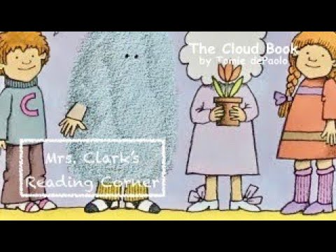 The Cloud Book - Watch, Listen and Learn about Clouds & Weather