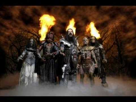 Lordi - Biomechanic Man mp3 indir