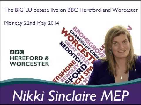 The Big EU debate live on BBC Hereford and Worcester