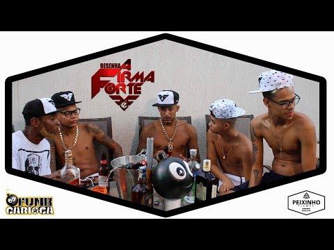 Resenha A Firma é Forte - MC'S. Duduzinho, Cabelinho, Tikão, Jefinho e BN