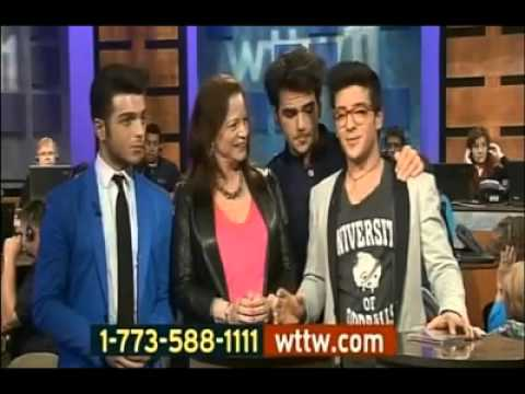 Il Volo at WTTW Chicago Public Media