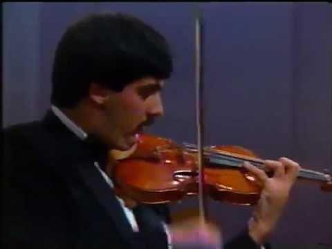 Leonidas Kavakos - Sibelius violin concerto