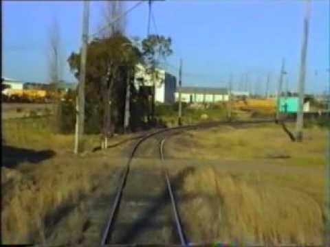 Chullora Junction to Elcar Branch 1990.