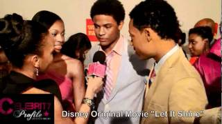 """Let It Shine"" - Tyler James Williams, Coco Jones, & Trevor Jackson"