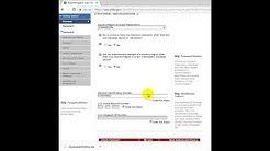 COMMENT REMPLIR LE FORMULAIRE DE DEMANDE DE VISA NON IMMIGRANT POUR LES USA (DS 160)