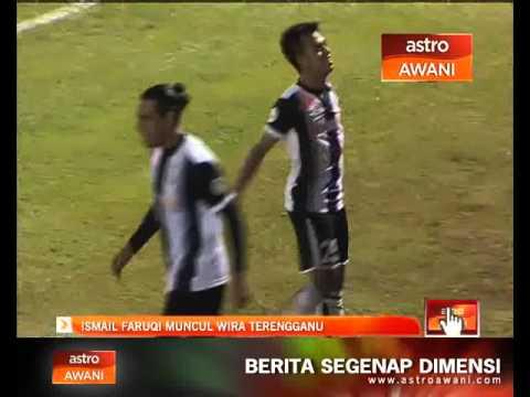 Ismail Faruqi Muncul Wira Terengganu
