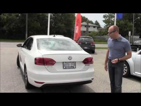 2013 VW Jetta Hybrid Test Drive at Volkswagen Waterloo with Robert Vagacs