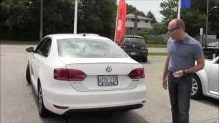 2013 VW Jetta Hybrid Test Drive at Volkswagen Waterloo with Robert Vagacs