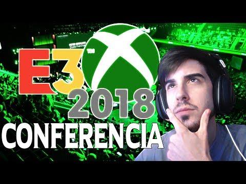Conferencia Microsoft Xbox E3 2018