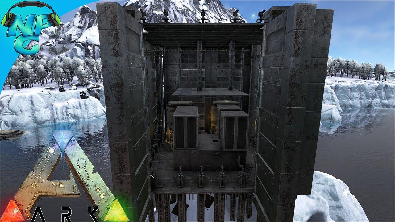 Ark Survival Evolved Island Base Locations