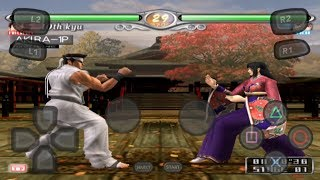 Virtua Fighter 4 Android Gameplay