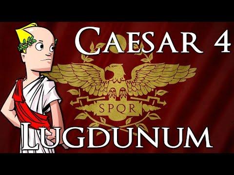 Caesar 4 | Economic Empire | Part 3 | Lugdunum