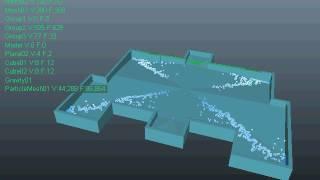 видео Плоская кровля с внутренним водостоком