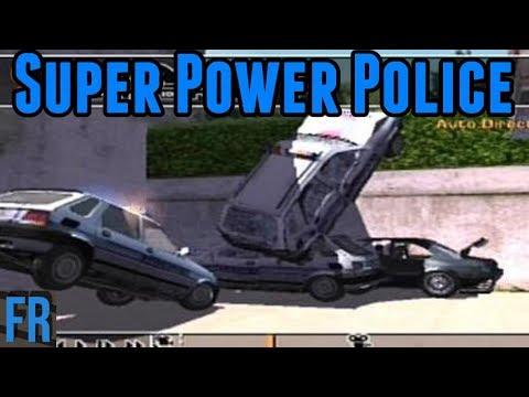 Driver 3 Survival Mode - Super Power Police